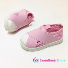CLEARANCE- SLIP ON (PINK)