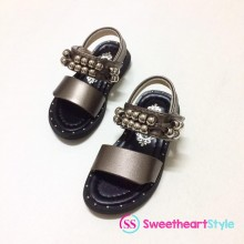DIAMOND SANDAL (SILVER)