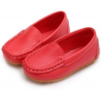 LOAFER PLAIN (RED)