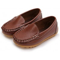 LOAFER PLAIN (BROWN)