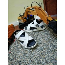 CLEARANCE SALES: SANDAL SILANG (WHITE)