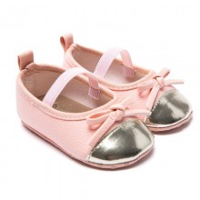 PREWALKER RIBBON (PINK GOLD)
