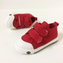 STRAP SNEAKERS (PLAIN RED)