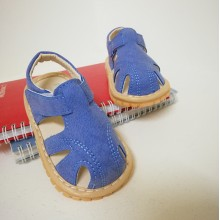 SANDAL WITH SOUND (BLUE)