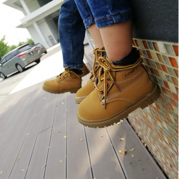 BOOTS TIMBERLAND (BROWN)