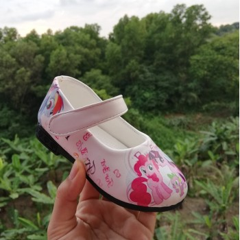 LITTLE PONY SHOES (WHITE)