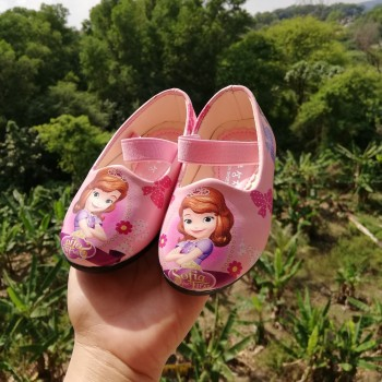 SOFEA SHOES (PINK)