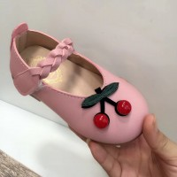CHERRY SHOES (PINK)