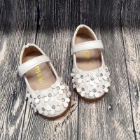FLOWER SHOES (WHITE)
