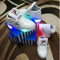 Z-LAMP HI CUT FILA (WHITE)