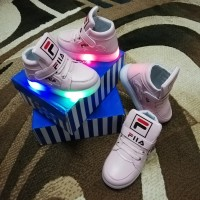 LAMP HI CUT FILA (PINK)