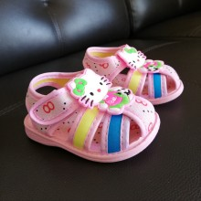 Z-SANDAL WITH SOUND HELLO KiTTY (PINK)