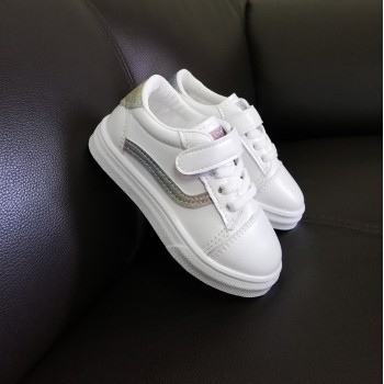 VANS SNEAKERS RAINBOW (WHITE)