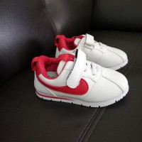 NIKE SNEAKERS (WHITE) BIG