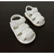 SANDAL WITH SOUND (WHITE)