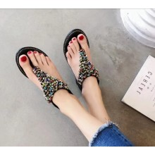 WOMEN - BLINK SANDAL (BLACK)