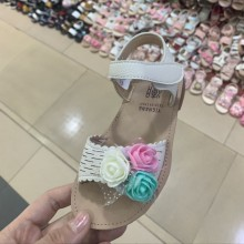CLEARANCE SALES: SANDAL ROSE (WHITE)