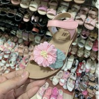 WAVE FLOWER SANDAL (PINK)