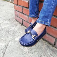 CNY SALES: LOAFER SS01 (BLUE)