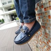 LOAFER CHECKERED (BLUE)