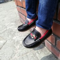 LOAFER BEE (BLACK)
