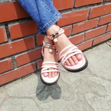 CLEARANCE SALES: SANDAL HIGH CUT (PINK)