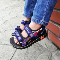 SPIDERMAN SANDAL (BLUE)