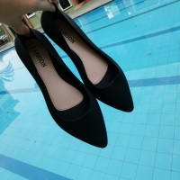 WOMEN - JELLY SHOES (BLACK)
