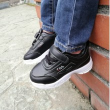 FILA SNEAKERS (BLACK)