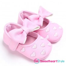 PREWALKER BIG RIBBON (PINK)