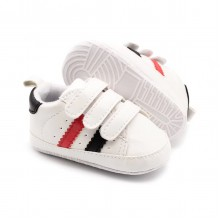 PREWALKER ADI 3 STRAP (BLACK RED)