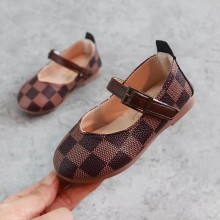 LITTLE LV (BROWN)