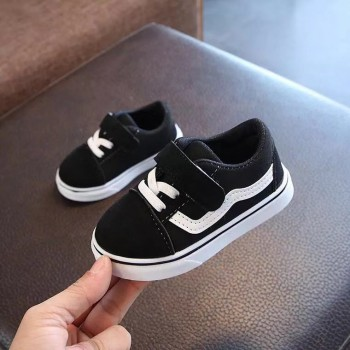 VANS SNEAKERS CUTE (BLACK)