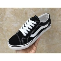 VANS SNEAKERS OLDSCHOOL (BLACK)
