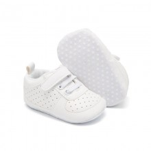 PREWALKER DOT (WHITE)