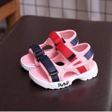 CLEARANCE SALES: SANDAL FILA (PINK) SMALL SIZE