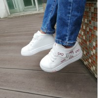 HI CUT SNEAKERS HELLO KITTY (WHITE)