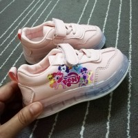LAMP SHOES LITTLE PONY (PINK)