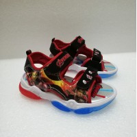 LAMP SANDAL AVENGERS (RED)