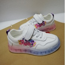 LAMP SHOES LITTLE PONY (WHITE)