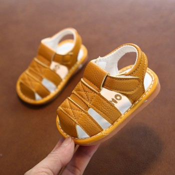 SANDAL WITH SOUND  AA2 (YELLOW)