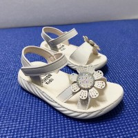 SANDAL SUNFLOWER (WHITE)