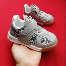 CLEARANCE SALES: MICKEY SNEAKERS (GREY)