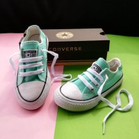 CONVERSE SNEAKERS (GREEN)