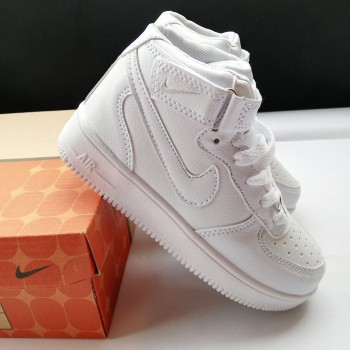 HIGH CUT NIKE SNEAKERS 2.0 (WHITE)