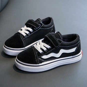 Z-VANS WAVE SNEAKERS (BLACK)