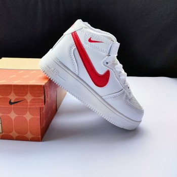 HIGH CUT NIKE SNEAKERS 2.0 (RED)