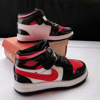 Z-HIGH CUT NIKE AIR JORDAN (RED)