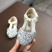 PRINCESS HALF SHOES (SILVER)